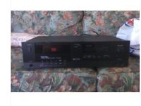 vintage rotel rd-830 cassette player/recorder