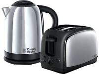Russel Hobbs Toaster & Kettle