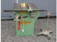 Multico / Startrite 240 volt saw table WANTED HAMPSHIRE