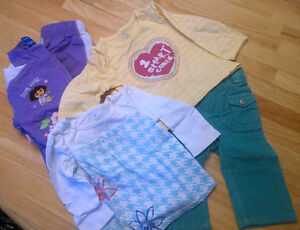Girls Winter clothes (6-12mths) Some NEW!
