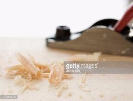 Carpenter/Handyman, Self employed, fully insured and flexible.