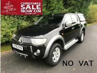 2006 MITSUBISHI L200 ANIMAL 2.5 DI-D 4X4 PICK UP TRUCK TURBO DIESEL MANUAL