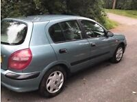 ((AUTOMATIC )) NISSAN ALMERA SE AUTO * 5 DOORS *F/S/H*MOT-1 YEAR*EXCELLENT*like Ford Focus mazda 3 6
