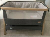 Baby cot CoZee Bedside crib next2me