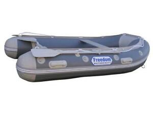 INFLATABLE BOATS / DINGHY BY FREEDOM WATERCRAFT ON SALE NOW!