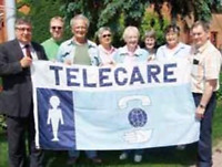 Telecare volunteers wanted. Email Juliehill384@hotmail.com.