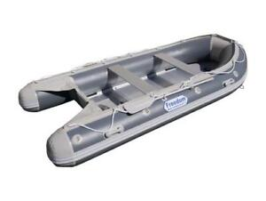 New 11 Ft Inflatable Boats by Freedom Watercraft