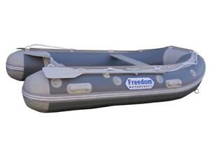 NEW INFLATABLE BOATS / DINGHY BY FREEDOM WATERCRAFT ON SALE NOW!