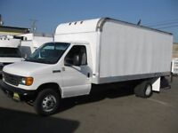Edmonton Moving Services! No Minimum Charge or Truck Fees!