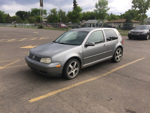 2003 Volkswagen GTI VR6 low kms