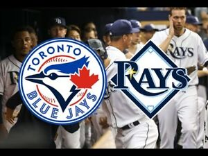 Blue Jays vs Tampa Bay Rays - Thursday, Sept 20