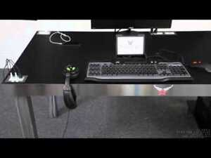 CARBON FIBRE COMPUTER DESKS WITH BUILT IN HDMI AND USB PORTS!!!!