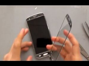 Samsung S3 S4 S5 S6 edge Note 2 3 broken screen Repairs Service