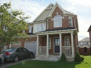 Semi-Detached Beautiful 3 Bedroom in affordable price in Milton