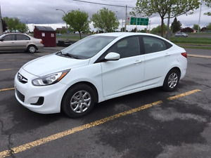 2013 Hyundai Accent Berline
