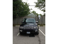 2008 Land Rover Range Rover Sport Supercharged fully loaded