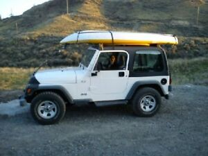 1998 Jeep TJ For Sale
