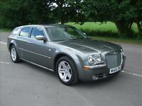 CHRYSLER 300C 3.0 V6 CRD AUTOMATIC TOUR MINERAL GREY 2006 06 REG 5 DOOR ESTATE
