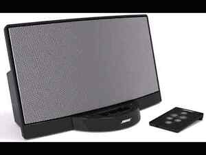 Bose Sound dock for iphone/ ipod