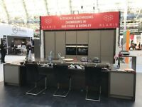 PRONORM GERMAN KITCHEN - EX DISPLAY FROM IDEAL HOME SHOW
