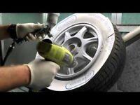 cheap alloy wheel refurbishment in bristol, any colour