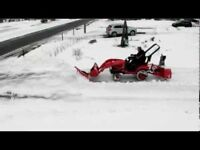 quick snow removal service