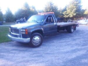 towing plateforme chevrolet 1999