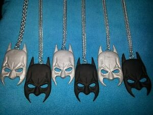 Batman Mask Necklaces