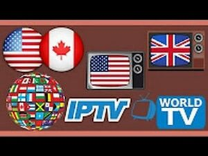 IPTV Subscriptions $10.8/Month for USA, Canadian, Internationals