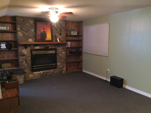 Sylvan Lake / Red Deer Area Basement Suite Close to Lake