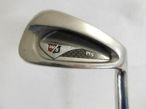 Wilson Staff Pi5 Iron Set #4-9 Steel Stiff Mens Right