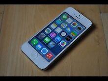 Apple iPhone 5 16gb white Melbourne CBD Melbourne City Preview