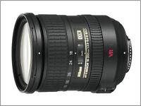 Nikon AF-S DX Nikkor 18-200mm VR Lens