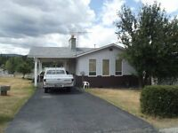 House Available for Rent in Logan Lake