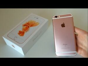 iPhone 6S Rose Gold Rogers 16Gb