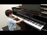 PIANO LESSONS in your home ( Glasgow all areas ) HIGHLY QUALIFIED TEACHER