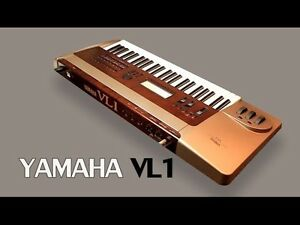 Yamaha vl1 solo synthesizer