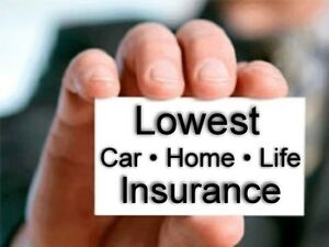 Get the Cheapest Car/Home/Life Insurance Possible in LONDON
