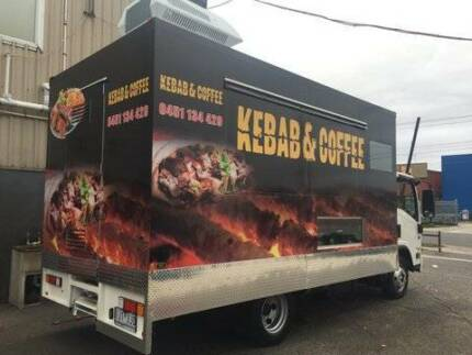 Food Truck Business - Including Eqipment - For Sale