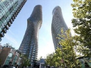 Condo for rent - Mississauga Square One - Immediate availability