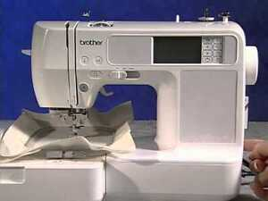Brother HE-240 Sewing/Embroidery Machine
