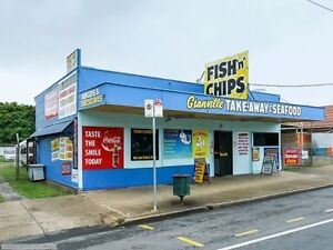 Freehold property and takeaway business for sale. Granville Fraser Coast Preview