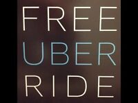 FREE Uber Ride anywhere in Canada PLUS Free Uber Eats order!