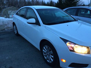 Chevy Cruze  2011  SOLD