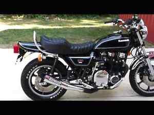 Kawasaki 78kz 1000 cc.