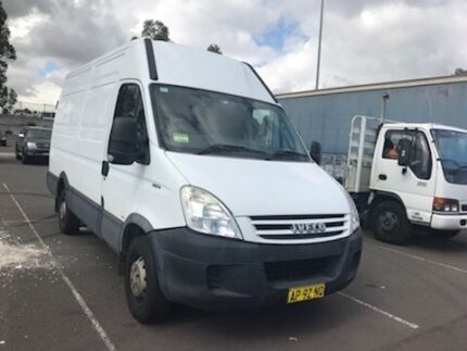 Iveco Daily 2007 Van in good condition