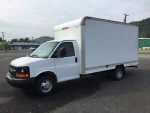 2009 Chevrolet Express!! Very low mileage!!