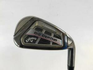 Callaway Big Bertha OS #6 Iron Steel Regular Mens Right