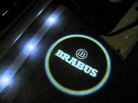 4 Mercedes Door lights