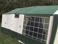 Conway 240d trailler tent